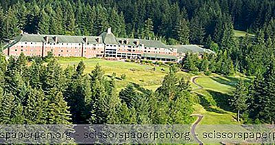 Upeita Viikonloppupaketteja Skamania Lodgessa Lähellä Portlandia