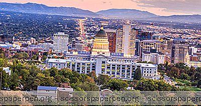 Größte Städte In Utah