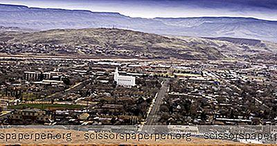 St George, Élévation De L'Utah