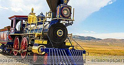 Yang Dapat Dilakukan Di Utah: Situs Sejarah Nasional Golden Spike