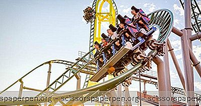 Activités Dans L'Utah: Le Parc D'Attractions Lagoon