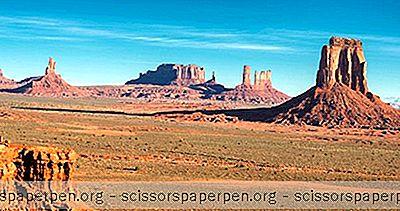Yang Dapat Dilakukan Di Utah: Monumen Valley