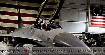 Što Treba Učiniti U Utahu: Muzej Zrakoplovstva Hill