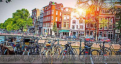 4 Nejlepší Hostely V Amsterdamu