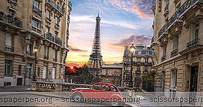 Wakacje - 4 Najlepsze Hostele W Paryżu