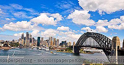 Suurimmat Kaupungit Australiassa