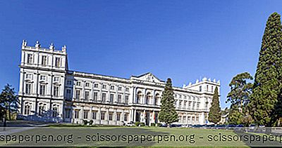 Lissabon, Portugal Zu Erledigen: Palast Von Ajuda