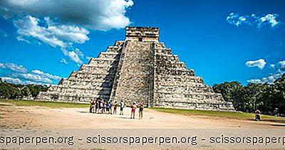 สถานที่ท่องเที่ยวเม็กซิโก: Chichen Itza