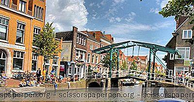 Niederlande Reiseziele: Leiden