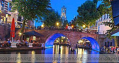 Prázdniny - Holandské Miesta Na Návštevu: Utrecht