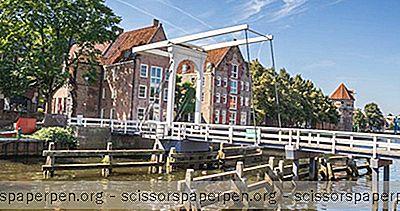 Nizozemska Mjesta Koja Treba Posjetiti: Zwolle