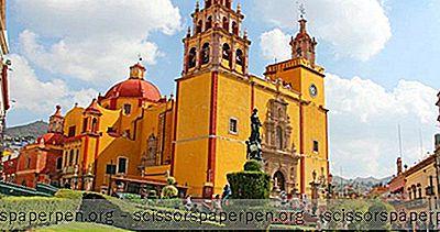 Lieux À Visiter Au Mexique: Guanajuato