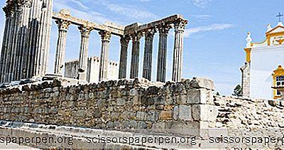 Ствари Које Треба Урадити У Португалу: Римски Храм Евора