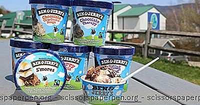 Vermont Things To Do: Ben & Jerry´S Ice Cream Factory Tour
