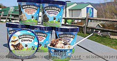 Activités À Faire Au Vermont: Visite De La Fabrique De Crème Glacée Ben & Jerry'S