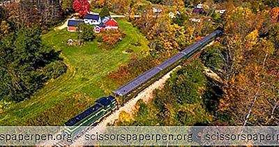 Vermont Zu Erledigen: Green Mountain Railroad