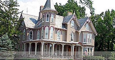 Najlepsze Rzeczy Do Zrobienia W Harrisonburg, Wirginia: Joshua Wilton House