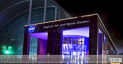 Hvað Er Hægt Að Gera Í Hampton, Virginia: Virginia Air And Space Center