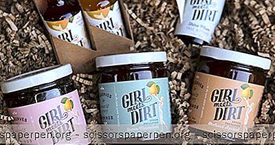 Mädchen Trifft Schmutz - San Juan Islands Fruit Preserves
