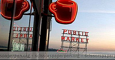 Zu Erledigende Dinge Seattle, Wa: Pike Place Market