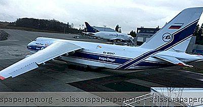 Washingtonin Osavaltion Tekemistä: Lentoliikennekeskuksen Tulevaisuus Ja Boeing-Kiertue