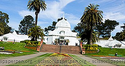 Beste Hochzeitsorte In Kalifornien: Conservatory Of Flowers