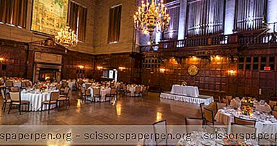 Location Per Matrimoni A Boston: The Harvard Club