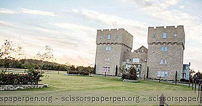 Idei - Locurile De Nuntă Din Dallas: Castelul De La Rockwall