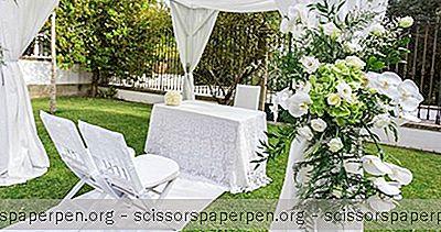 Las Vegas Hochzeitsorte: Ein Geheimer Garten