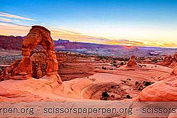 25 Parhaat Vierailukohteet Utahissa
