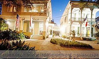 25 Bedste Romantiske Louisiana Weekendrejser & Destinationer
