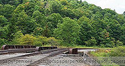 Най-Хубавите Неща В Западна Вирджиния: Приключенията На Mountain Rail