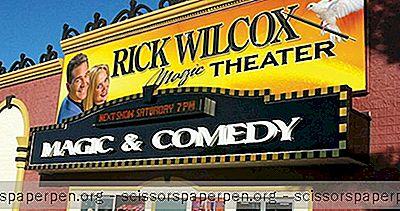 Най-Добрите Неща За Вършене В Уисконсин Dells: Магически Театър Рик Уилкокс
