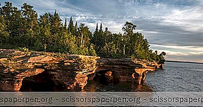 Choses À Faire À Bayfield, Wisconsin: Apostle Islands National Lakeshore