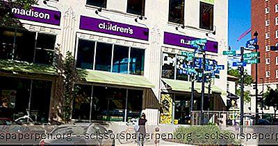 要做的事情在麦迪逊,Wi:麦迪逊儿童博物馆