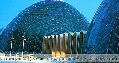 Aktivitäten In Milwaukee, Wi: Mitchell Park Conservatory (Die Kuppeln)