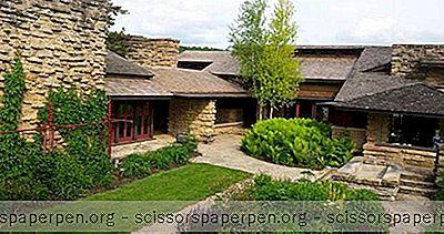 Wisconsin Tekemistä: Taliesin Preservation (Frank Lloyd Wright Visitor Center)